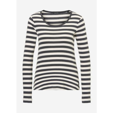 T-shirt, long sleeve, round neck, s