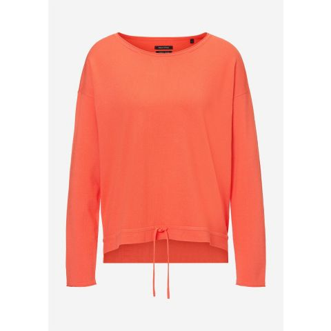 Pullover, longsleeve, round-neck, w