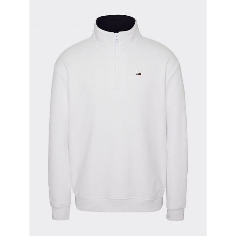 TJM POLAR FLEECE MOCK NECK