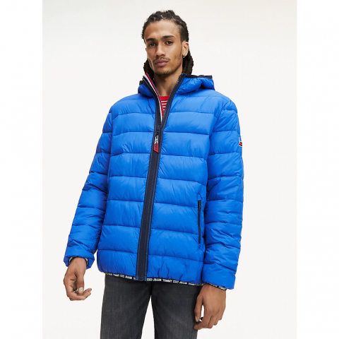 TJM ESSENTIAL PADDED HOOD JACKET