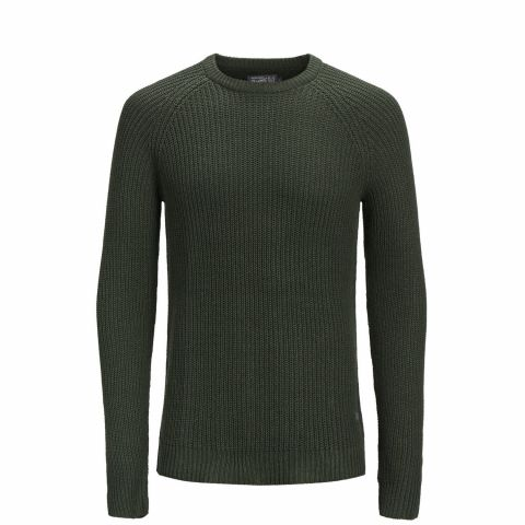 JORPANNEL KNIT CREW NECK