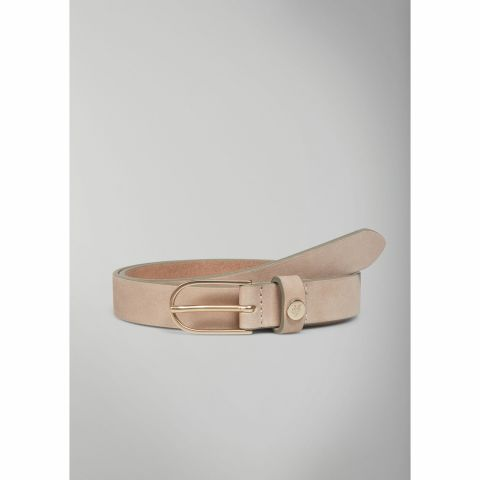 Belt, coloured edges, mop logo rive