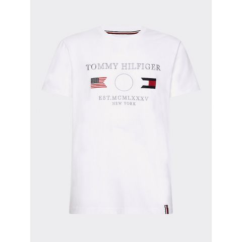 ANCHOR FLAGS RELAXED FIT TEE